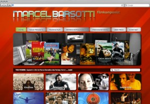 Relaunch Website Marcel Barsotti